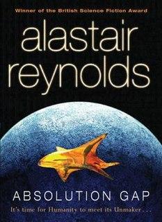 <i>Absolution Gap</i> book by Alastair Reynolds