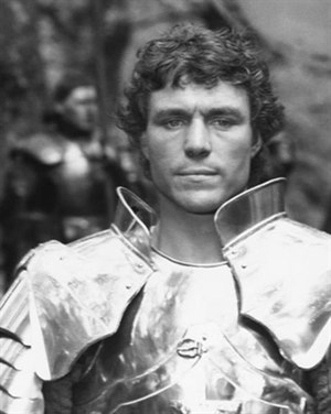 Nicholas Clay - as Sir Lancelot in Excalibur (1981)