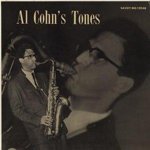 Al Cohn's Tones - Image: Al Cohn's Tones