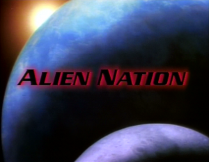 Alien Nation (TV series) - Image: Alien Nation TV series title card