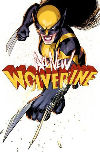 All-New Wolverine - Image: All New Wolverine