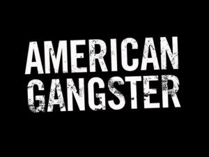 American Gangster (TV series) - Image: American Gangster TV logo