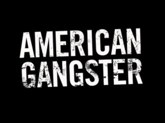 American Gangster (TV series) - Image: American Gangster TV logo