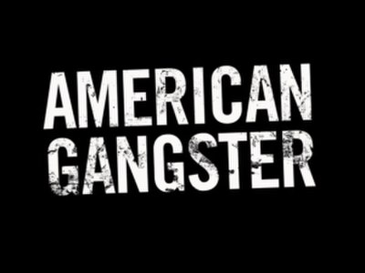 Picture of a TV show: Gangsta.