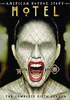 <i>American Horror Story: Hotel</i> fifth season of American Horror Story