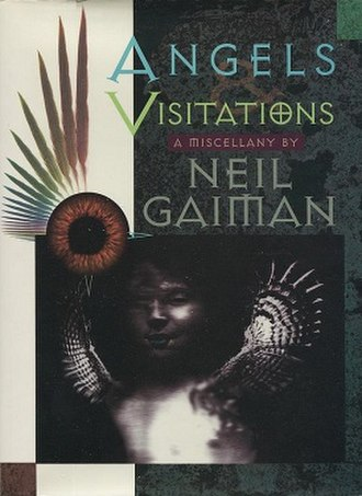 Angels and Visitations - Hardback edition cover