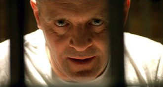 Hannibal Lecter - Image: Anthony Hopkins as Hannibal Lecter (screenshot)