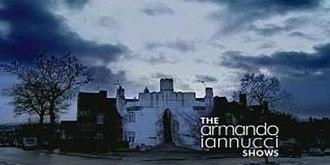The Armando Iannucci Shows - Image: Armando Iannucci shows