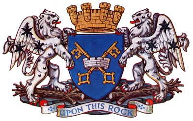 Arms of Peterborough City Council