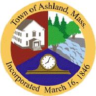 Official seal of Ashland, Massachusetts