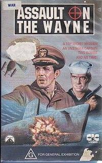 <i>Assault on the Wayne</i> 1971 television film directed by Marvin J. Chomsky