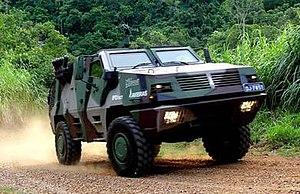 Avibrás AV-VB4 RE Guará - AV-VB4 RE (Guará)
