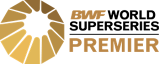 BWF Super Series - Official logo for Super Series Premier events