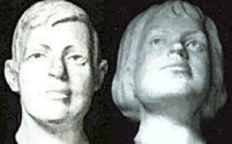Babes in the Wood murders (Stanley Park) - Facial reconstructions of both boys.