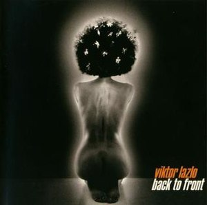 Back to Front (Viktor Lazlo album) - Image: Back To Front Viktor Lazlo