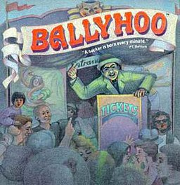 Ballyhoo cover art