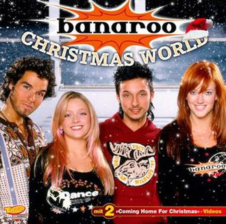Christmas World - Image: Banaroo christmas world a