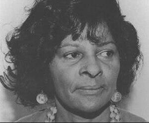 Bernice Robinson - Image: Bernice Robinson