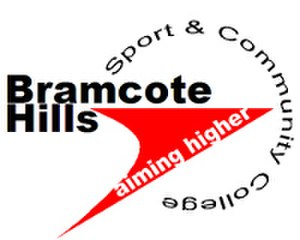 Bramcote Hills Sport and Community College - Image: Bhscclogo