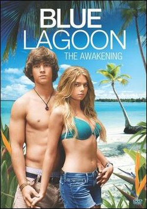 Blue Lagoon: The Awakening - DVD cover