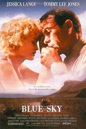 Blue Sky (film) - Theatrical poster
