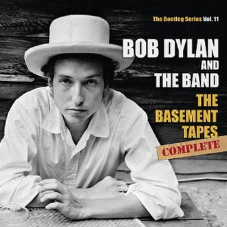The Bootleg Series Vol. 11: The Basement Tapes Complete - Image: Bob Dylan The Basement Tapes Complete