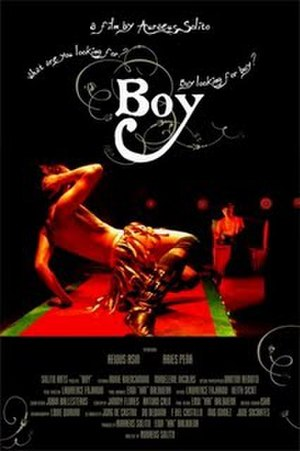 Boy (2009 film) - Theatrical release poster