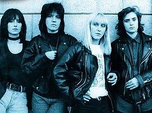 Boye (band) - Boye in the early 1980s