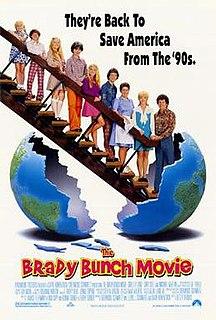 <i>The Brady Bunch Movie</i> 1995 film by Betty Thomas
