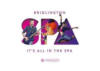 Bridlington Spa - Bridlington Spa adaptive logo