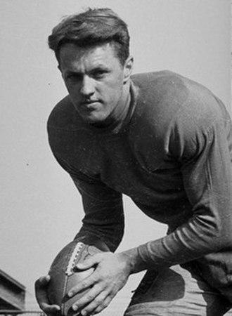 Bruce Smith (halfback) - Image: Bruce Smith (halfback)
