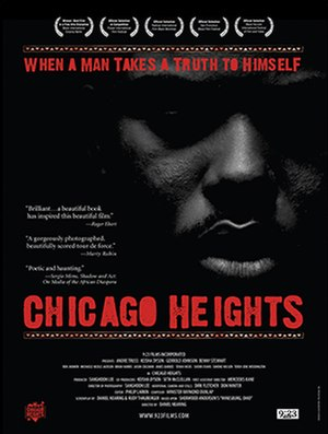 Chicago Heights (film) - Image: CHICAGO HEIGHTS poster