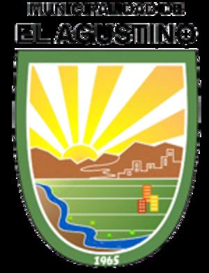 El Agustino - Image: COA El Agustino District in Lima Province