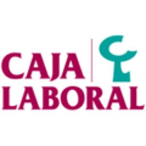 Saski Baskonia - Image: Caja Laboral Logo