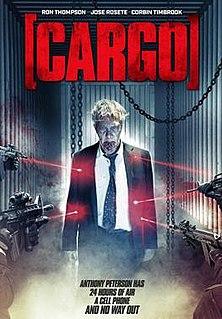 <i>Cargo</i> (2018 film) 2018 American horror thriller film