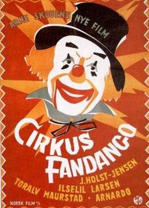 Circus Fandango - Norwegian theatrical release poster