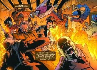 Clan Akkaba -  Clan Akkaba vs. Dracula's vampires.