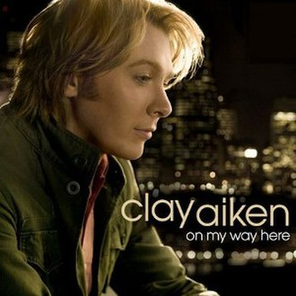 On My Way Here - Image: Clayaiken