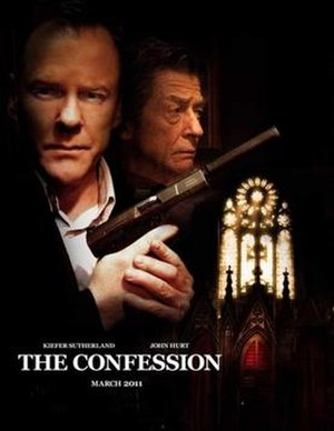 The Confession (TV series) - Promotional Poster