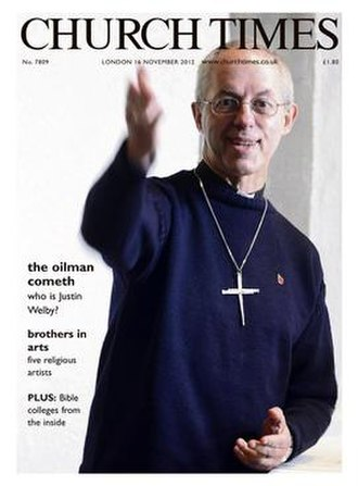 Church Times - Image: Cover Image Church Times