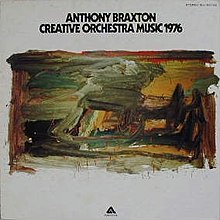 Image result for braxton creative orchestra 1976