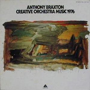 Creative Orchestra Music 1976 - Image: Creative Orchestra Music 1976