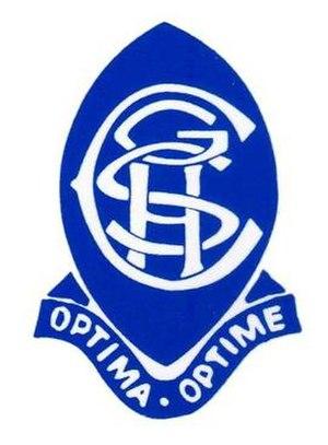 Cremorne Girls High School - Cremorne Girls High School badge