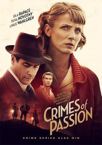 Crimes of Passion (TV series) - International promotional poster