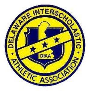 Delaware Interscholastic Athletic Association - Image: DIAA logo