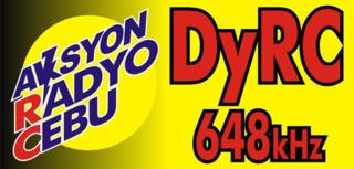 DYRC Radio station in Cebu City