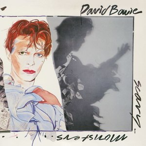 Scary Monsters (and Super Creeps) - Image: David Bowie Scary Monsters Cover