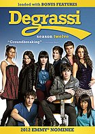 Degrassi Complete Season 12 DVD