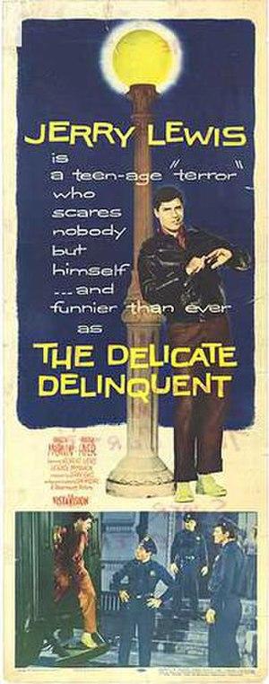 The Delicate Delinquent - Image: Delicatedelinquent
