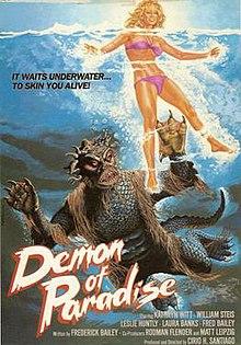 demon of paradise wikipedia